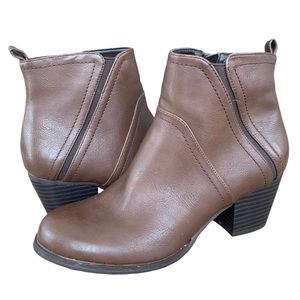 Call It Spring Chelsea Ankle Boots Heels